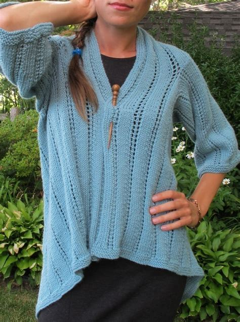 shawl cardigan knitting pattern two row repeat knitting patterns in the loop knitting
