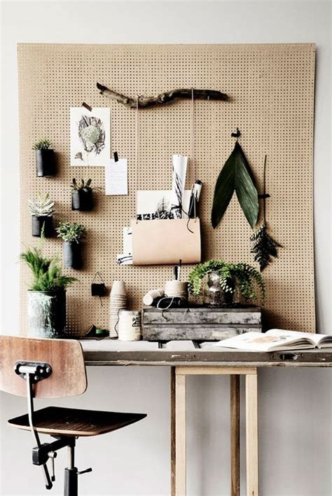 pegboard design 20 functional pegboard ideas to organize your room home