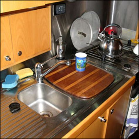boat galley kitchen designs 5 simple galley refit ideas 171
