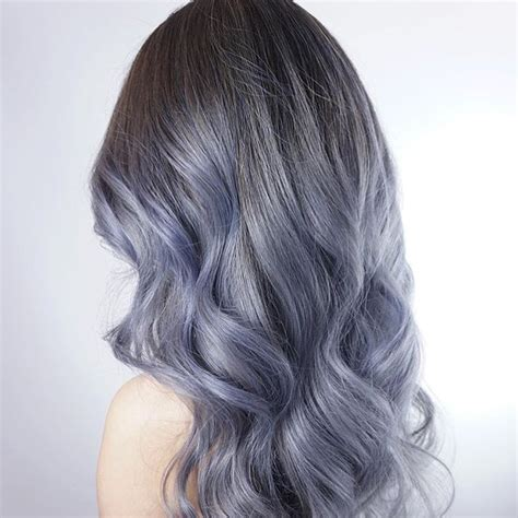 hair color pictures the denim effect denim blue hair colors you ll