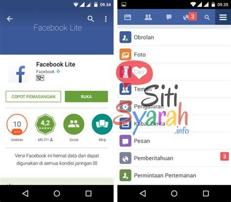 aplikasi buat android agar tidak lemot facebook android lemot dan tidak bisa dibuka
