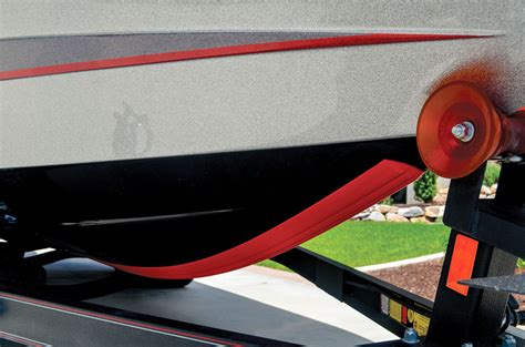 bass boat keel protector protect your boat s hull boating world