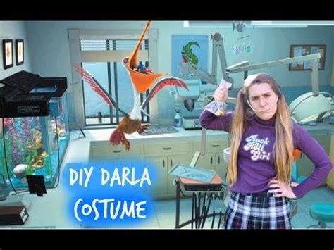 diy finding nemo darla costume easy affordable youtube