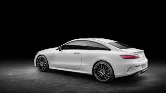 Mercedes E Class Coupe 2018 Mercedes E Class Coupe Revealed Ahead Of Detroit