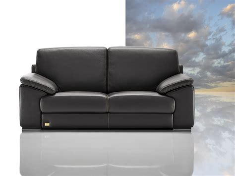 dima salotti tonga leather grey 3pc sofa set