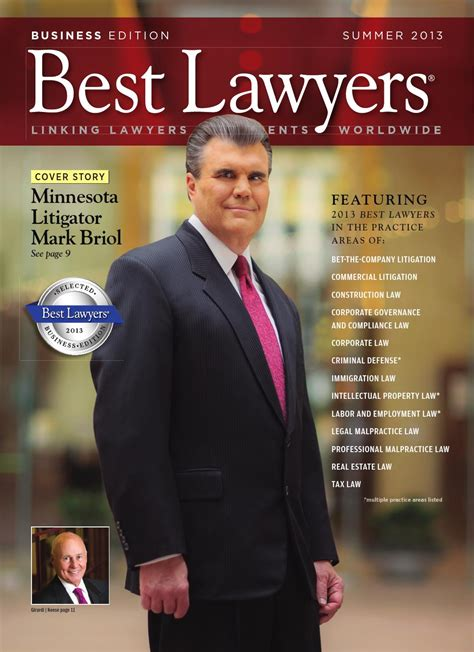 tom arnold beats up barney best lawyers summer business edition 2013 by best lawyers
