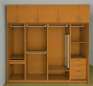 Wardrobe Designs For Small Bedroom Simple Wardrobe Designs For Small Bedroom Indelink