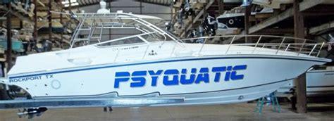 fast boat names testimonials