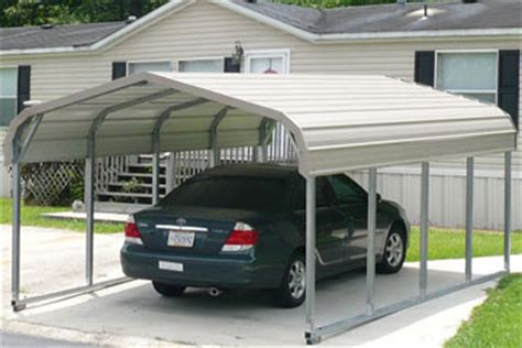one car carport single wide carports one car carports ezcarports