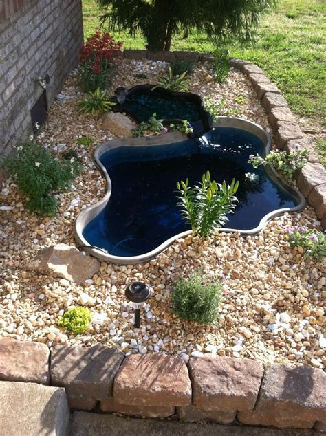 best 25 small ponds ideas on small backyard