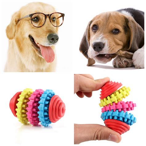 puppy chew toys teeth healthy chew toys durable pet puppy dental teeth gums chew bite tool