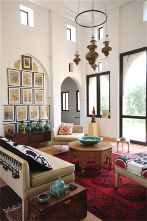 Moroccan Style Living Room 51 Relaxing Moroccan Living Rooms Digsdigs
