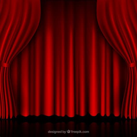 red curtain vector red curtains vector free download