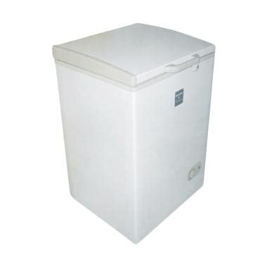 Freezer Box Mini Sharp jual produk mini freezer harga promo diskon blibli