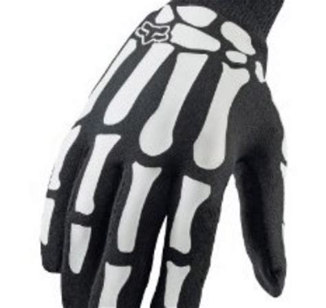 Motorradfahren Ohne Handschuhe by Skelett Handschuhe F 252 R Motorradfahrer Fox Shopping