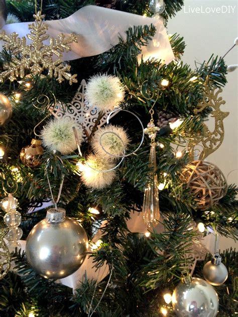 appealing livelovediy diy christmas tree decor idolza for