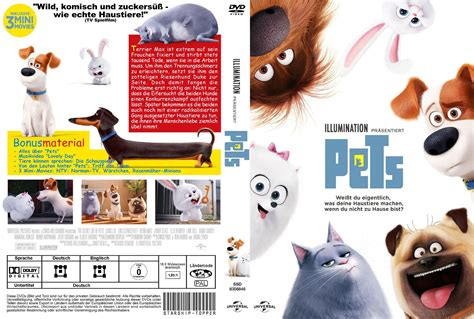 Covers Pets by Pets Dvd Cover 2016 R2 German Custom