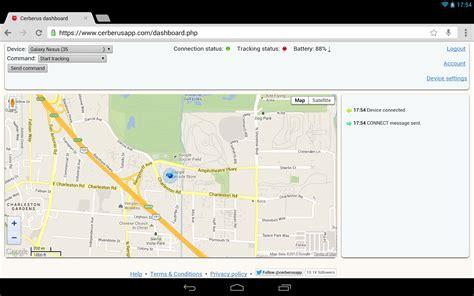 cerberus android 7 melhores rastreadores de celular para android