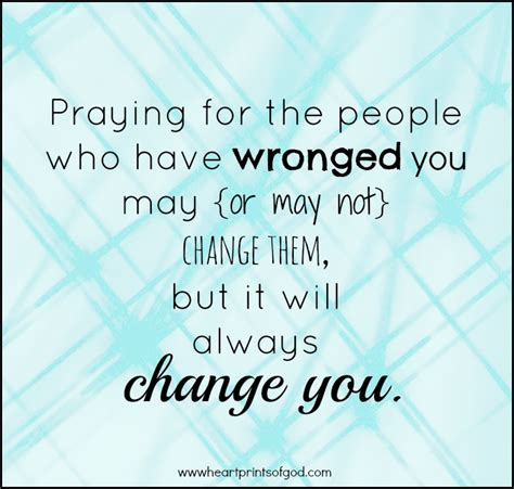 quot praying for those who heartprints of god pray for them