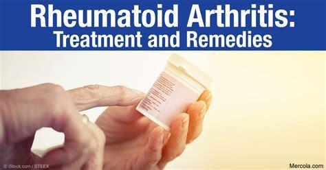 arthritis remedy rheumatoid arthritis treatment and remedies