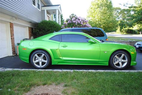 Green Paint Sles | synergy green what color calipers camaro5 chevy camaro
