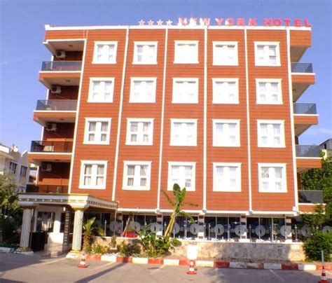 New Atalya new york hotel antalya t 252 rkiye otel yorumlar箟