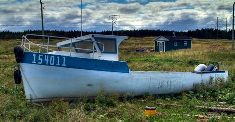 small fishing boats of newfoundland a boat for dad newfoundland anne mckinnell photography