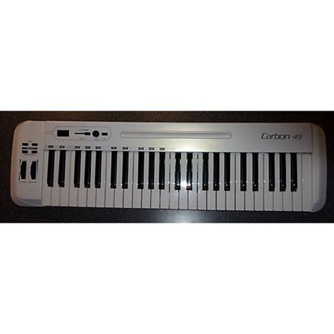 Keyboard Samson Carbon 49 Used Samson Carbon 49 Key Midi Controller Guitar Center