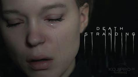lea seydoux on death stranding death stranding s offre un nouveau trailer avec du