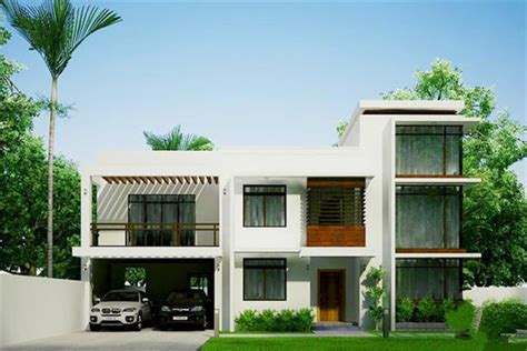 Narrow House Plans With Garage 120