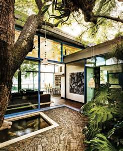 in house ideas 20 beautiful indoor courtyard gardens home design and interior