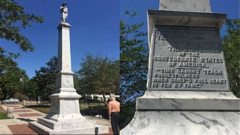 lake eola new years wants confederate statue removed from lake eola