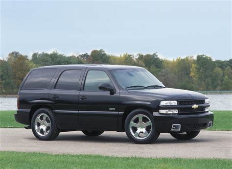 chevrolet tahoe pictures history  research