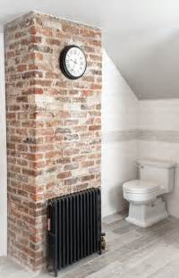 Brick Wall Tiles Bathroom by Exposed Brick Wall Design Ideas