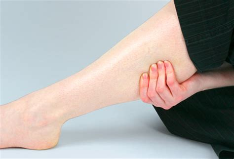 hurt leg types of that should not be ignored about health problems
