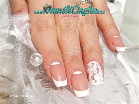 Modèle Pose Ongle by Ongles En Gel Pour Mariage