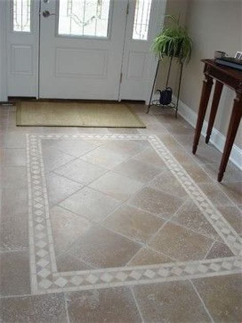 Front Foyer Tile Designs 25 Best Ideas About Tile Floor Patterns On