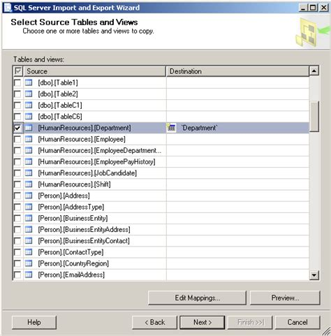 Export Sql Table To Excel by Sql Server Export To Excel Using Sql Server Import And