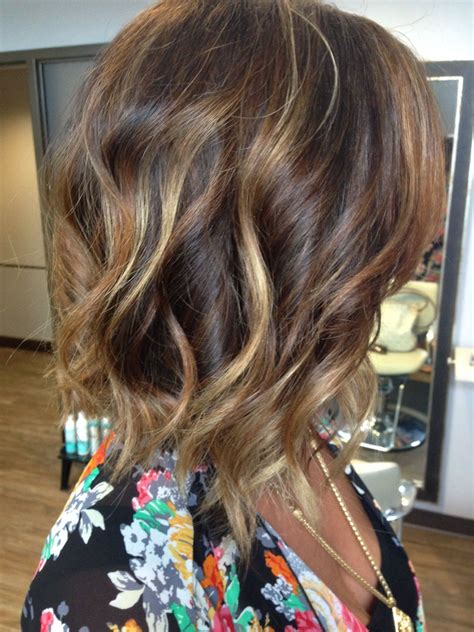 long angled bob with omnre color 1000 images about hair styles on pinterest angled bobs