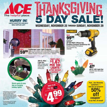 5 stories for friday ace hardware coming to n ogden ace black friday ad 2015
