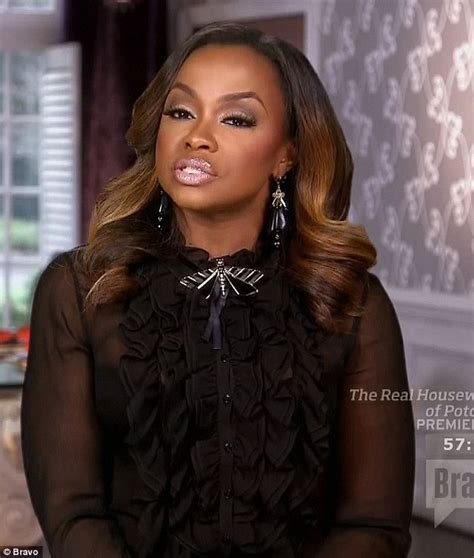 back of phaedra s hair real housewives nene leakes patches things up with