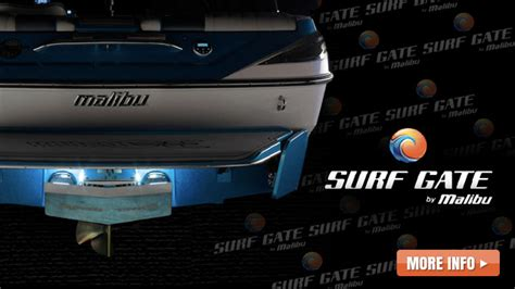 wake maker for boats wakesurfing first look is surf gate technology from