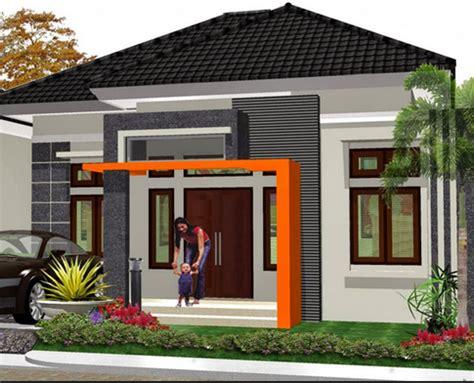 desain tak depan rumah lebar 7 meter gambar gambar rumah warna warni feed news indonesia