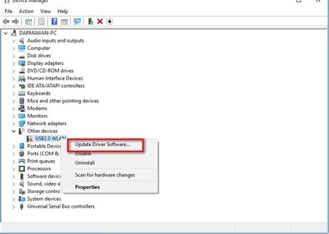 Usb Wifi Di cara instal usb wifi tl wn722n di windows 10 terbaru