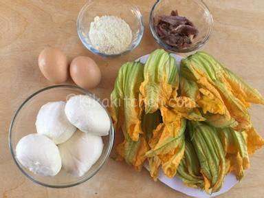come fare i fiori di zucca ripieni fiori di zucca ripieni al forno ricetta facile e veloce