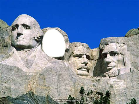Mt Rushmore Use Mount Rushmore Template Put Your Face In Fun Photo Mount Rushmore Photoshop Template