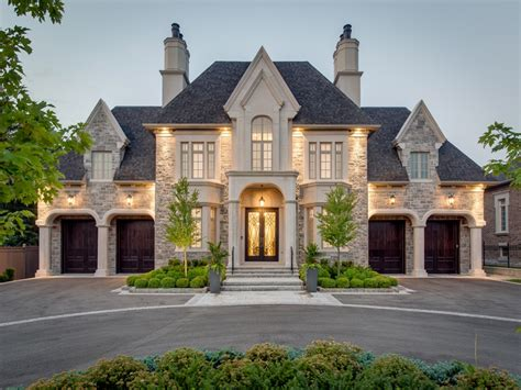 luxury home plans toronto home plan