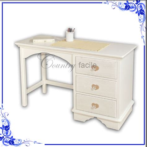 scrivania country scrivania country scrivania mensola style country bianco