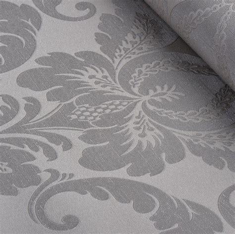 glitter vintage wallpaper vintage elegant embossed glitter bedroom wallpaper gray