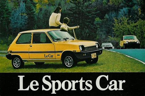 cars le renault le car is rumoured to be resurrected has mini and